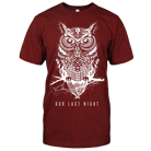 Our Last Night - Owl (Red) [入荷予約商品]