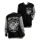 Obey The Brave - Self Made (Black/Heather) (Letterman Jacket) [入荷予約商品]