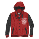Obey The Brave - Self Made (Red/Heather) (Windbreaker) [入荷予約商品]