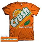 After The Burial - Crush Em All (Orange) [入荷予約商品]