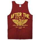 After The Burial - MN Crest (Maroon) (Tank Top) [入荷予約商品]