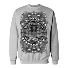 After The Burial - Dragonfly (Heather Grey) (Sweat) [入荷予約商品]
