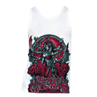 Abandon All Ships - Shiva (White) (Tank Top) [入荷予約商品]
