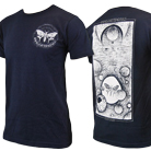 In Hearts Wake - Moth (Navy) [入荷予約商品]
