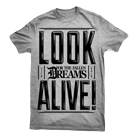 For the Fallen Dreams - Look Alive (Heather Grey) [入荷予約商品]