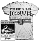For the Fallen Dreams - I Won't Let This Go [入荷予約商品]