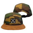 Hundredth - Keys (Camo) (5 Panel Cap)