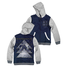 Betraying The Martyrs - Wolf (Navy/Heather Grey) (Varsity Jacket) [入荷予約商品]