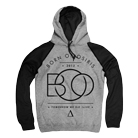 Born Of Osiris - BOO (Heather Grey/Black) (Hoodie) [入荷予約商品]
