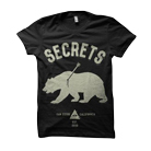 Secrets - Bear (Black) [入荷予約商品]