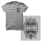 Secrets - Mirror (Heather Grey) [入荷予約商品]