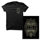 Secrets - Mirror (Black) [入荷予約商品]