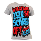 Tonight Alive - What Are You Scared Of? (Heather Grey) [入荷予約商品]