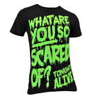Tonight Alive - What Are You Scared Of? (Black) [入荷予約商品]