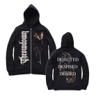 Throwdown - Keys (Zip Up Hoodie) [入荷予約商品]