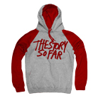 The Story So Far - Logo (Red/Heather Grey) (Hoodie) [在庫限り]