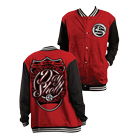 Dayshell - Cruel World (Red/Black) (Letterman Jacket) [入荷予約商品]
