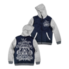 Your Demise - Cold (Navy/Heather) (Varsity Jacket) [入荷予約商品]