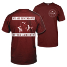 Fit For A King - Live Shot (Maroon) [入荷予約商品]
