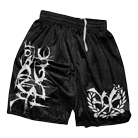 Winds Of Plague - W and Bones (Mesh Shorts) [入荷予約商品]