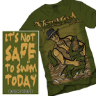 Veil of Maya - It's Not Safe to Swim (Green) [入荷予約商品]
