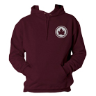 The Early November - Leaf (Maroon) (Hoodie) [入荷予約商品]
