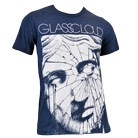 Glass Cloud - Broken Face (Heather Navy) [入荷予約商品]