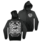 Hit The Lights - Out All Night (Zip Up Hoodie) [入荷予約商品]