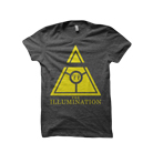 The Illumination - Yellow Triangle (Charcoal) [入荷予約商品]