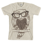 The Orphan, The Poet - Owl (Natural) [入荷予約商品]