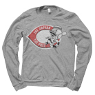 The Orphan, The Poet - Reds (Heather Grey) (Sweat) [入荷予約商品]