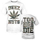 Deez Nuts - Too High (White) [入荷予約商品]