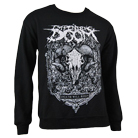 Impending Doom - Ram Skull (Sweat) [入荷予約商品]