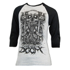 Impending Doom - Hourglass (Black/Heather) [入荷予約商品]