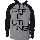 Reflections - Stacked (Hoodie) [入荷予約商品]
