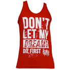 Restless Streets - Dreams (Red) (Tank Top) [入荷予約商品]