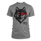Strangers To Wolves - Wolf (Heather Grey) [入荷予約商品]