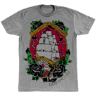 Every Time I Die - Overboard (Heather Grey) [入荷予約商品]
