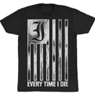 Every Time I Die - Flag [入荷予約商品]