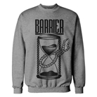 Barrier - Hour Glass (Heather Grey) (Sweat) [入荷予約商品]