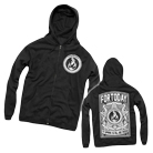 For Today - Flame (Zip Up Hoodie) [入荷予約商品]