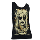 Make Them Suffer - Black Metal (Tank Top) [入荷予約商品]