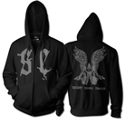 Sworn Enemy - Angel (Black) (Zip Up Hoodie) [入荷予約商品]