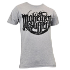 Make Them Suffer - Logo Image (Heather Grey) [入荷予約商品]