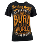 Saving Grace - Burn Your World [入荷予約商品]