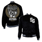 Saving Grace - The Urgency (Baseball Jacket) [入荷予約商品]