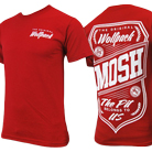 Mosh It Up Clothing - Original Wolfpack (Red) [入荷予約商品]