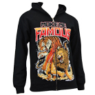 Make Me Famous - Tiger/Lion (Zip Up Hoodie) [入荷予約商品]