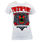Memphis May Fire - Bear (White) [入荷予約商品]