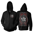 No Bragging Rights - Dagger (Zip Up Hoodie) [入荷予約商品]
